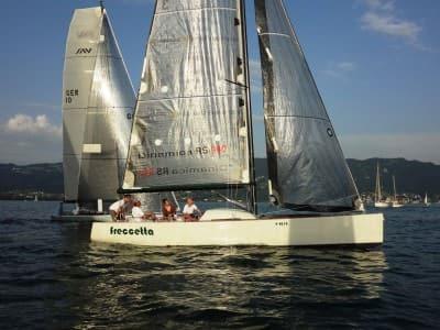 Das Siegerschiff, die Freccetta