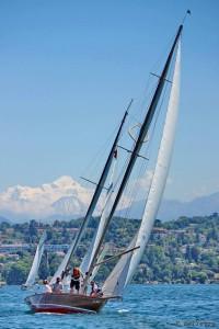 Mont Blanc und Elfe