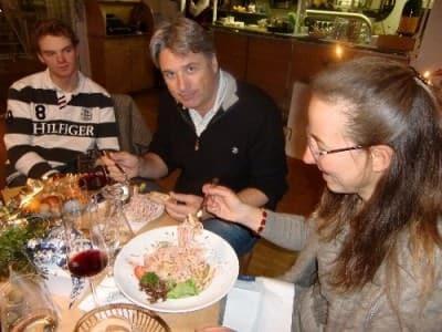 Nikolaus im LSC 2010