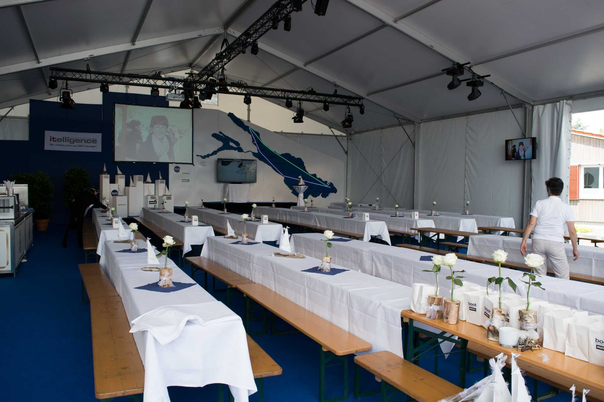 Lindauer Segler-Club E.V. » Impressionen Vom Samstag Vormittag