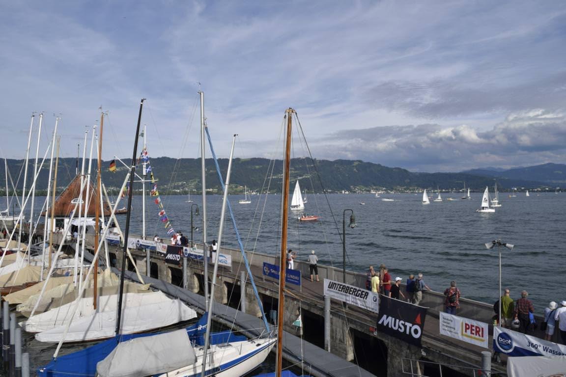 Lindauer Segler-Club E.V. » Auslaufen Der Boote